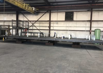 Structural Skid Fabrication
