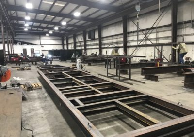 Structural Skid Fabrication Facility