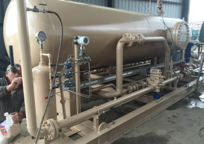 Three Phase Production Separator